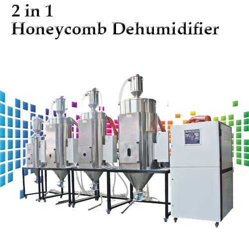 2 in 1 Honeycomb Dehumidifier