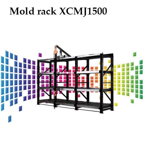 XCMR-Drawer Type Mold Rack