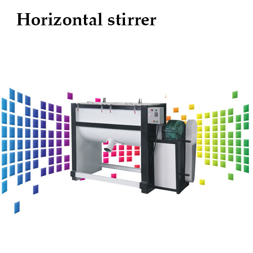 Horizontal Blender