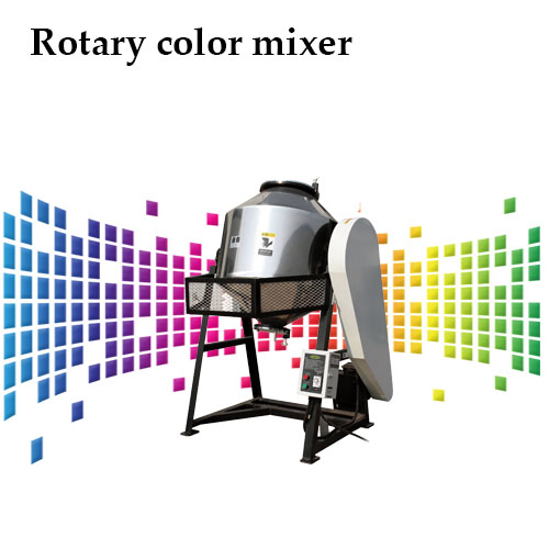 Rotary Color Mixer