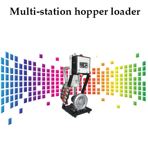 Multi-Station Hopper Auto Loader