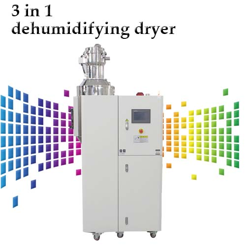 ALL-IN-ONE COMPACT DRYERS