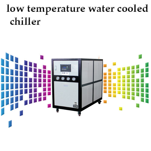 Low Temperature Water/Air Chiller(-10°C/25°C)