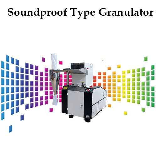 Soundproof Type Granulator