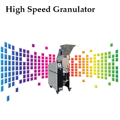 High Speed Granulator