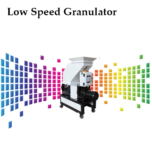 Low Speed Granulator