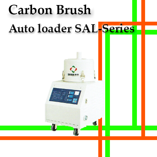 Carbon Brush Auto-loader SAL series