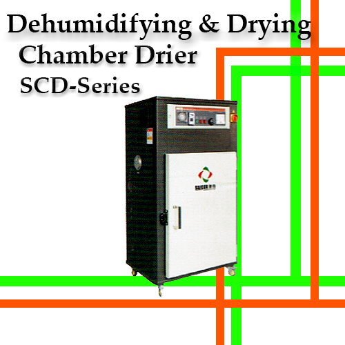 Chamber Drier SCD series