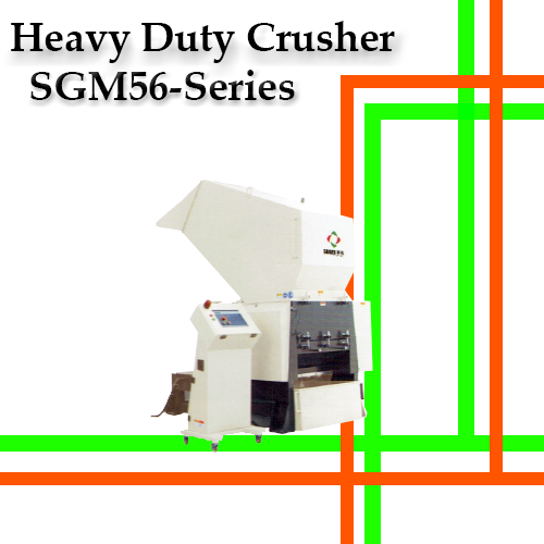 Heavy Duty crusher SGM56 Series