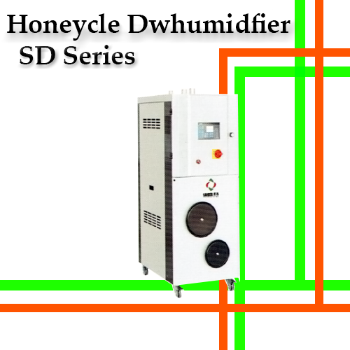 Honeycle Dehumidifier SD series