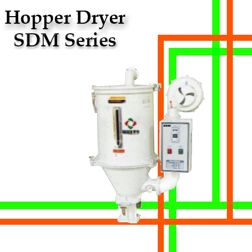 Hopper Dryer SDM Series