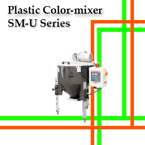 Plastic Color-mixer SM-U Series