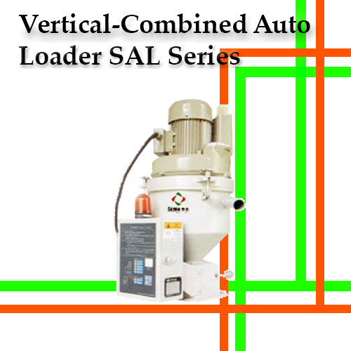 Vertical-combined Auto-loader SAL seriesr