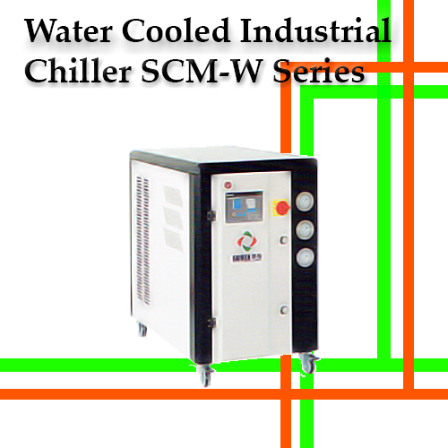 Water Cooled Industrial Chiller SCM-W  Series