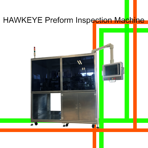 HAWKEYE Preform Inspection Machine